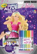 Barbie Crayola Colour Alive